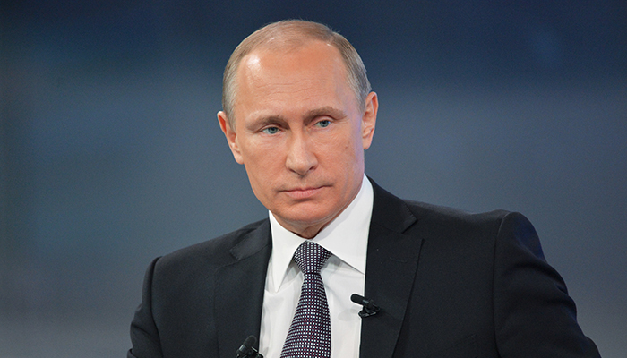 Путин готов оказать поддержку Украине