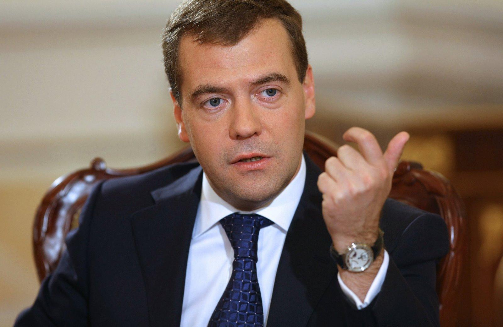 Медведев назначил нового ответственного за молодежную политику