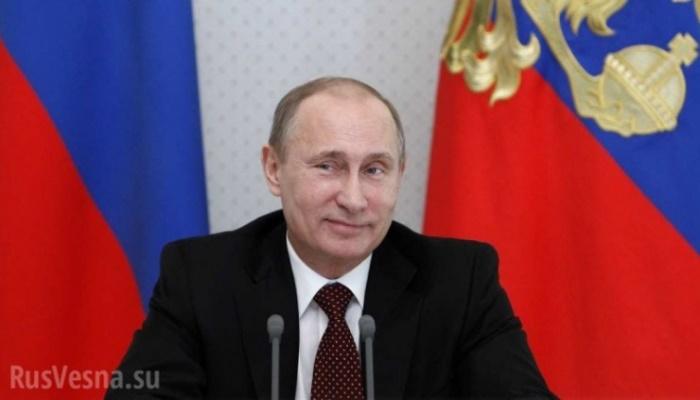 Путин охарактеризовал действия участников блокады Крыма