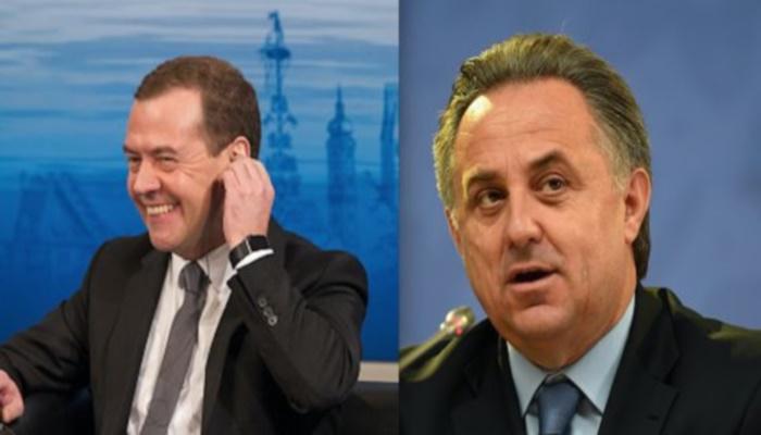 Медведев определили обязанности Мутко