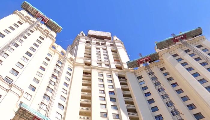 Москва хочет возвести 70 млн кв м нового жилья
