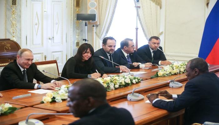 Россия и Гвинея проведут встречу