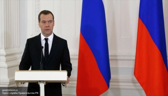 Медведев говорил об отношениях с Мальтой