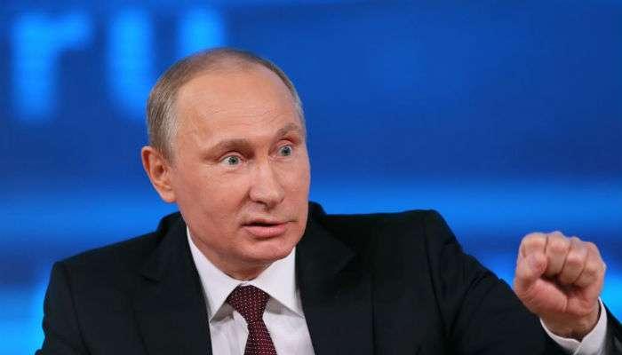 Путин призывает
