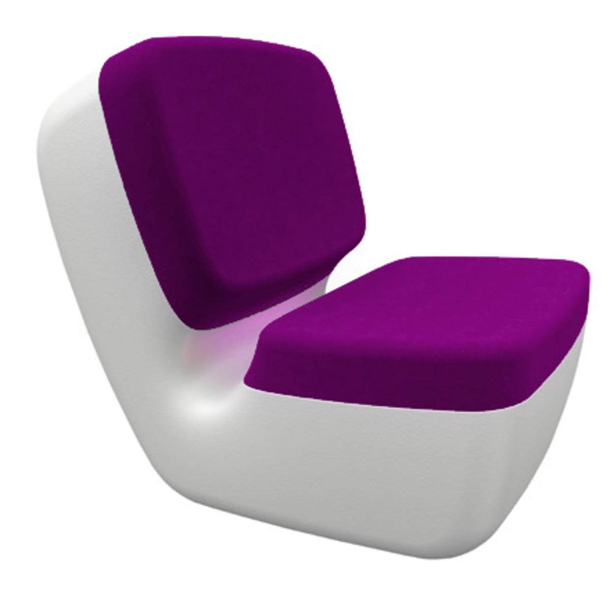 Кресло Magis Nimrod SD52