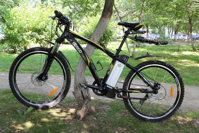 akkum dla velosipeda