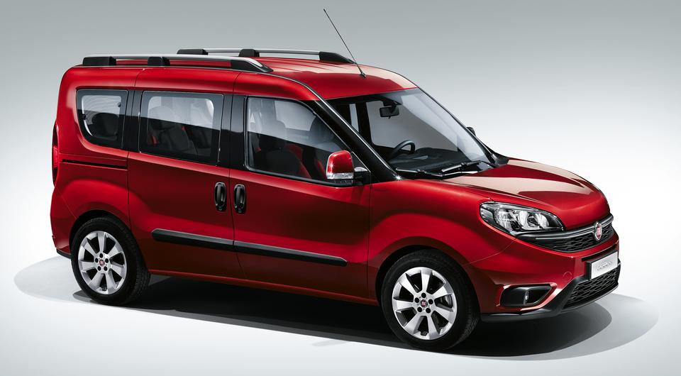 Фиат Добло – хороший выбор для семейного автомобиля и для бизнеса
