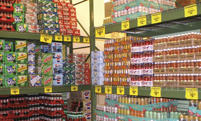 Организация работы склада пищевой продукции
