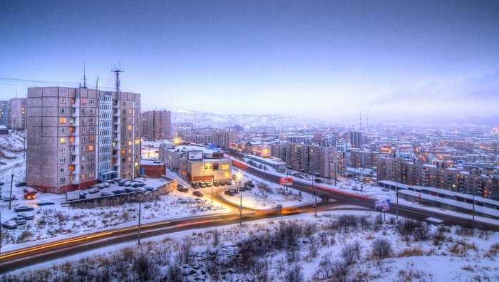 murmansk zimoy