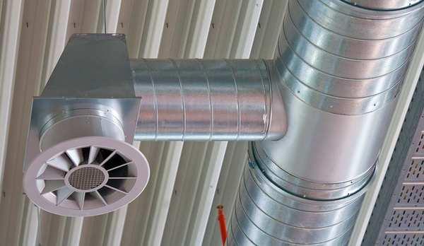 sistemi ventilyatsii