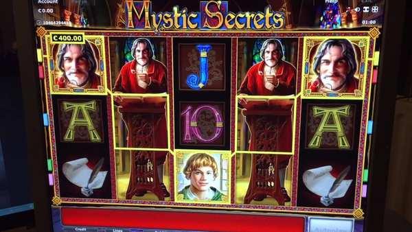 Mystic-Secrets game