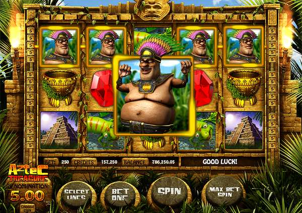 aztec-treasure-online-slot