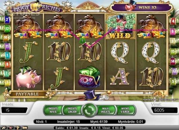 Piggy Riches slot vulkan