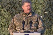 Порошенко: Россия нацелилась на войну в сердце Украины — красавце Киеве