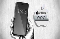 iPhone 7 контролирует свою клавишу Home