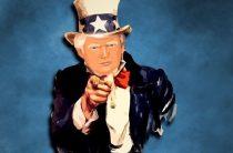 Трамп назвал США победителем в двух мировых войнах