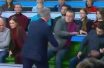 Телеведущий Норкин подрался с эмоциональным гостем с Украины: «Мужской разговор»