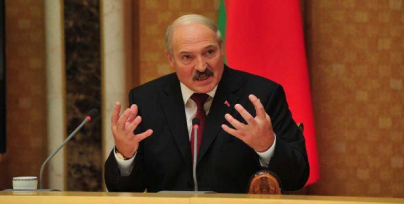 Поставки нефти довели Лукашенко до истерики