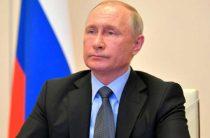 Путин оборвал министра на полуслове