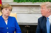 Одинокая Меркель сопротивляется Трампу