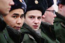Москвичи пошли в армию: на кого равняться новобранцам