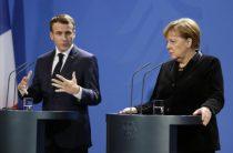 Последнее слово по «Северному потоку – 2» останется за Меркель