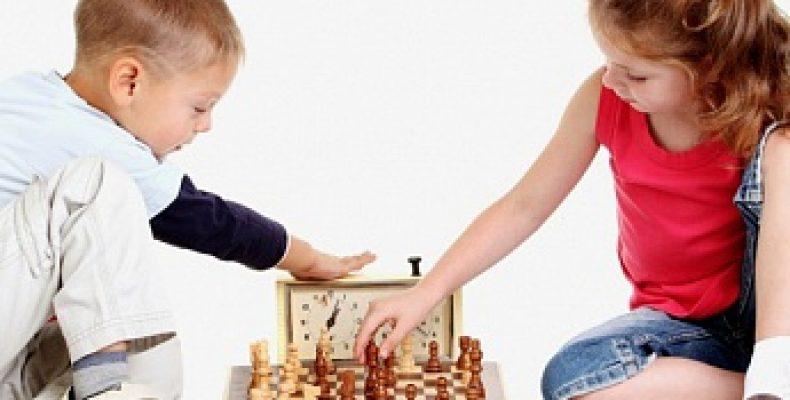 Игры шахматы для детей