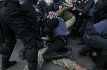 Сторонников Саакашвили выслали с Украины