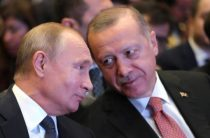 Путин и Эрдоган запустили Турецкий поток