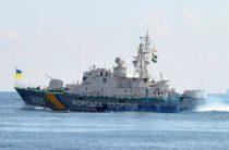 Украина арестовала российское судно за добычу песка в «оккупированном» Крыму
