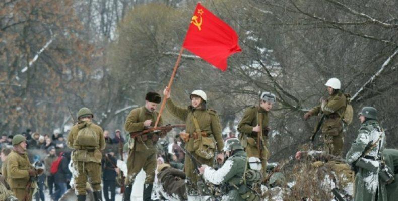 Американцы обвинили Красную армию в нападении на Украину