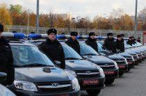 Сотня патрульных машин к чемпионату мира: московские росгвардейцы обновили автопарк