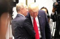 Стала известна американская цель встречи Трампа с Путиным