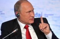 Путин прилетел в Хмеймим и отдал приказ о выводе войск