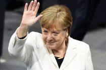 Меркель снова избрали канцлером ФРГ