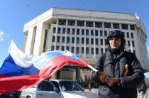 Крымчане поиздевались над невежеством Собчак