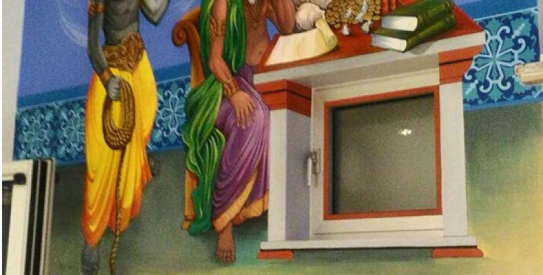 Свами Вишвашарадаананда — интервью