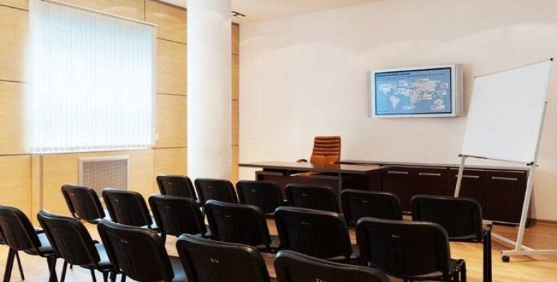 Зал для тренинга в Москве