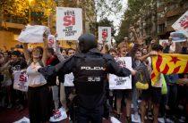 Референдум под пулями: голосование в Каталонии обернулось кровавыми столкновениями