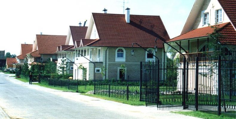 Продажа домов и участков в коттеджных поселках