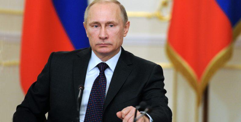 Итоги президентского срока Путина