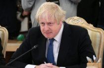 Джонсон раскрыл причину нападения на Сирию