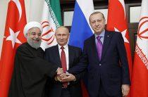 Итоги трехсторонней встречи Путина