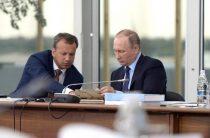 Песков объяснил недовольство Путина Дворковичем: «Это вторично»