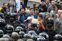 В Киеве начался новый Майдан