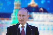 Первый канал отказался от привычной схемы трансляции новогоднего обращения Путина