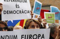 «Рука Москвы» на каталонском референдуме: Путина подозревают в расколе Испании