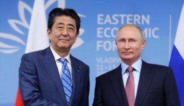 Россия и Япония решат судьбу Курил