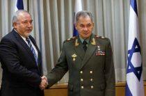 Шойгу в Тель-Авиве сообщил, что операция в Сирии завершается