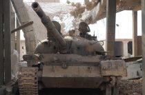 Террористы не успели использовать «бронебомбы» в сирийском Дейр-эз-Зоре